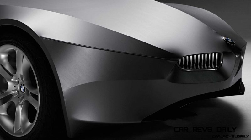 Concept Flashback 2006 BMW Concept GINA 50