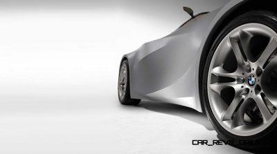 Concept Flashback 2006 BMW Concept GINA 53