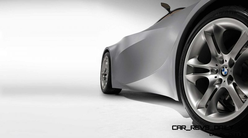 Concept Flashback 2006 BMW Concept GINA 54
