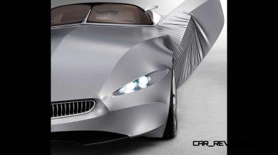 Concept Flashback 2006 BMW Concept GINA 57