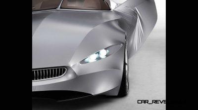 Concept Flashback 2006 BMW Concept GINA 58