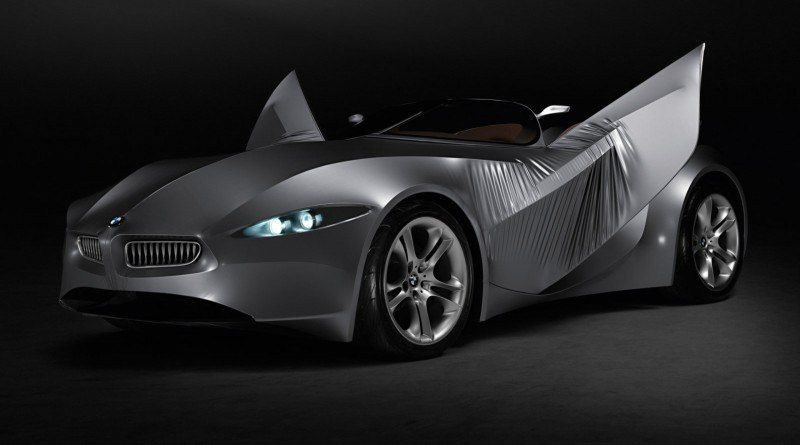 Concept Flashback 2006 BMW Concept GINA 6