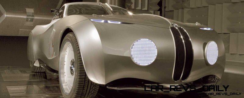 Concept Flashback - 2006 BMW Mille Miglia 12