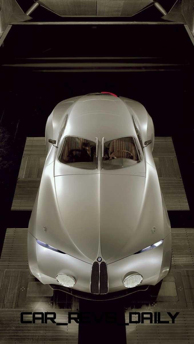 Concept Flashback - 2006 BMW Mille Miglia 16