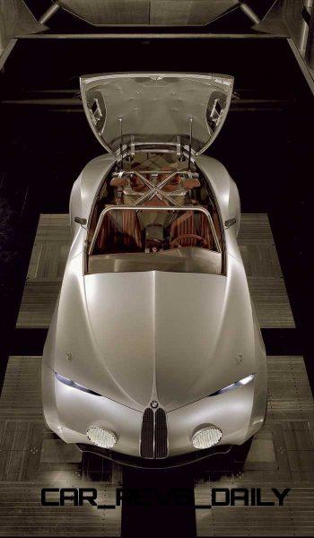 Concept Flashback - 2006 BMW Mille Miglia 17