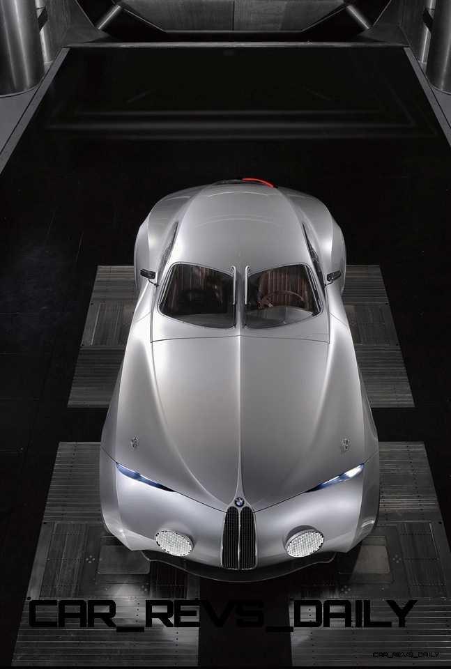Concept Flashback - 2006 BMW Mille Miglia 2