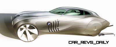 Concept Flashback - 2006 BMW Mille Miglia 20