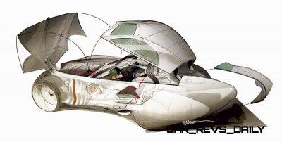 Concept Flashback - 2006 BMW Mille Miglia 22