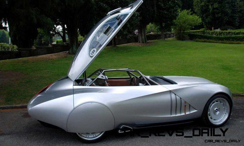 Concept Flashback - 2006 BMW Mille Miglia 6