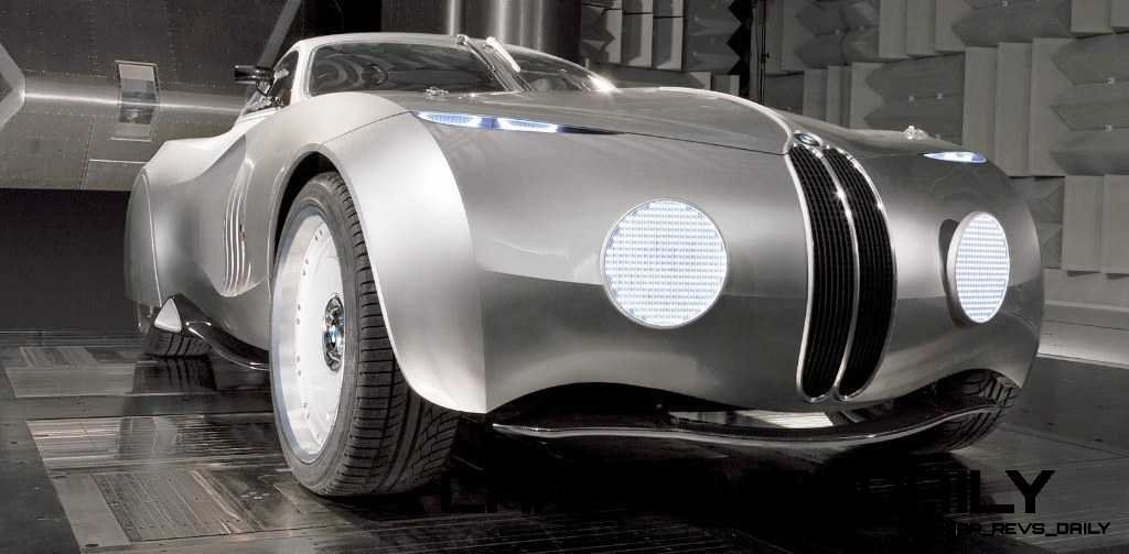 Concept Flashback - 2006 BMW Mille Miglia