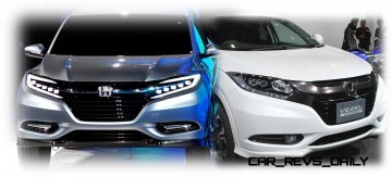 Concept to Reality: Honda Shows Good Design Momentum with Vezel and FCEV