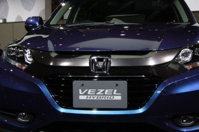 Cool! 2015 Honda Vezel Hybrid Previews Spring 2014 Civic CUV27