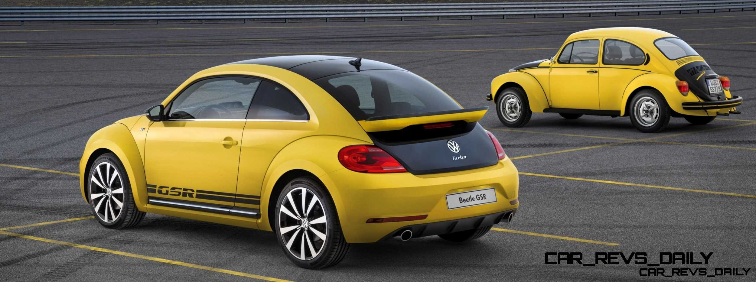 Dear VW USA - Beetle GSR is Not Cool 11
