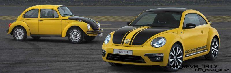 Dear VW USA - Beetle GSR is Not Cool 9
