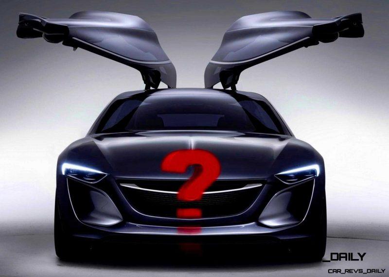 EuroChevy Runs out of Gas - Opel Monza Concept1