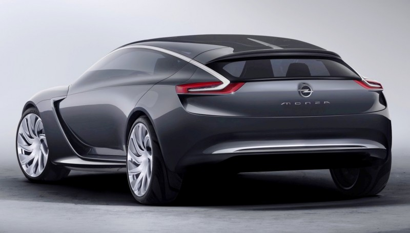EuroChevy Runs out of Gas - Opel Monza Concept2