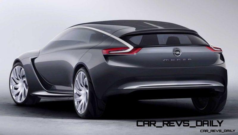 EuroChevy Runs out of Gas - Opel Monza Concept2