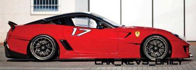 Ferrari 599XX Paris RM Auctions Feb 2014 CarRevsDaily 11