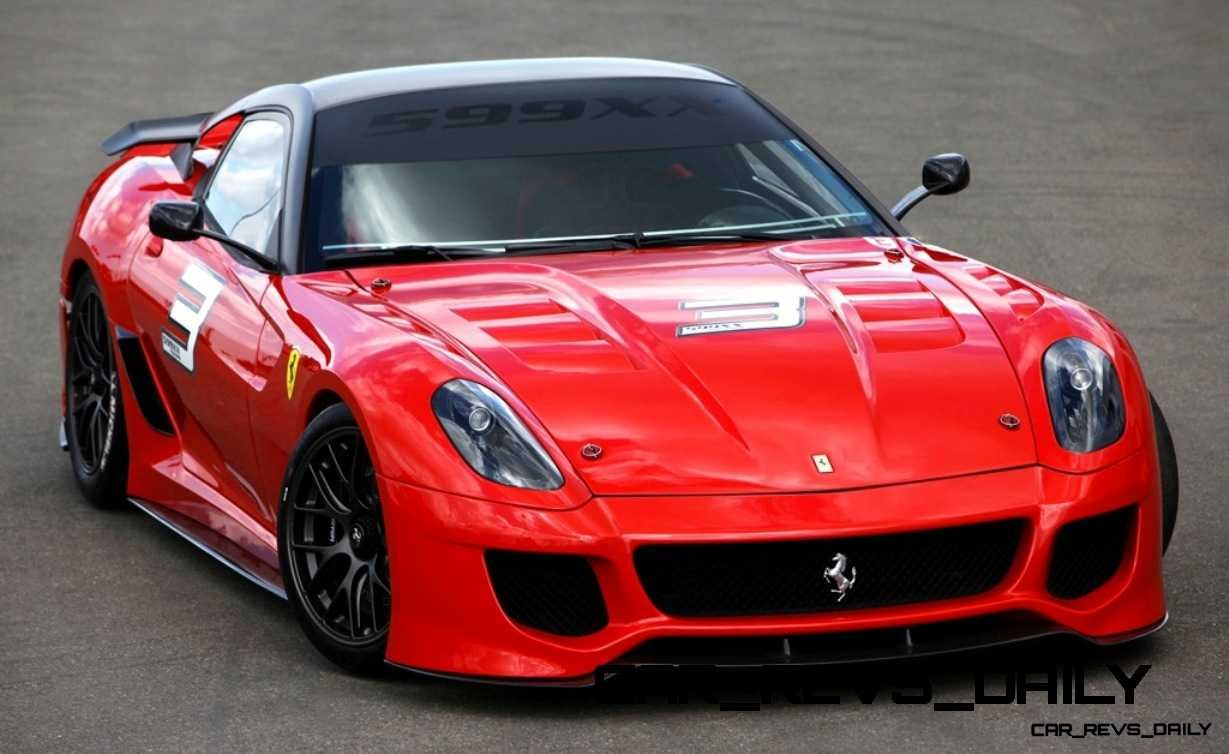 Ferrari 599XX Paris RM Auctions Feb 2014 CarRevsDaily  3