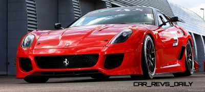 Ferrari 599XX Paris RM Auctions Feb 2014 CarRevsDaily 4