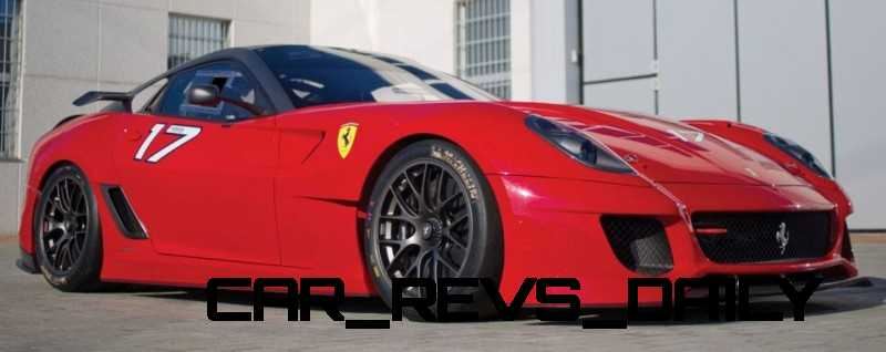 Ferrari 599XX Paris RM Auctions Feb 2014 CarRevsDaily  7