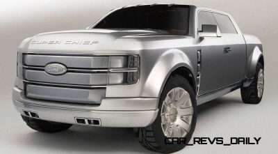Ford Atlas Concept and Super Duty Platinum ANIMATION » Car-Revs-Daily