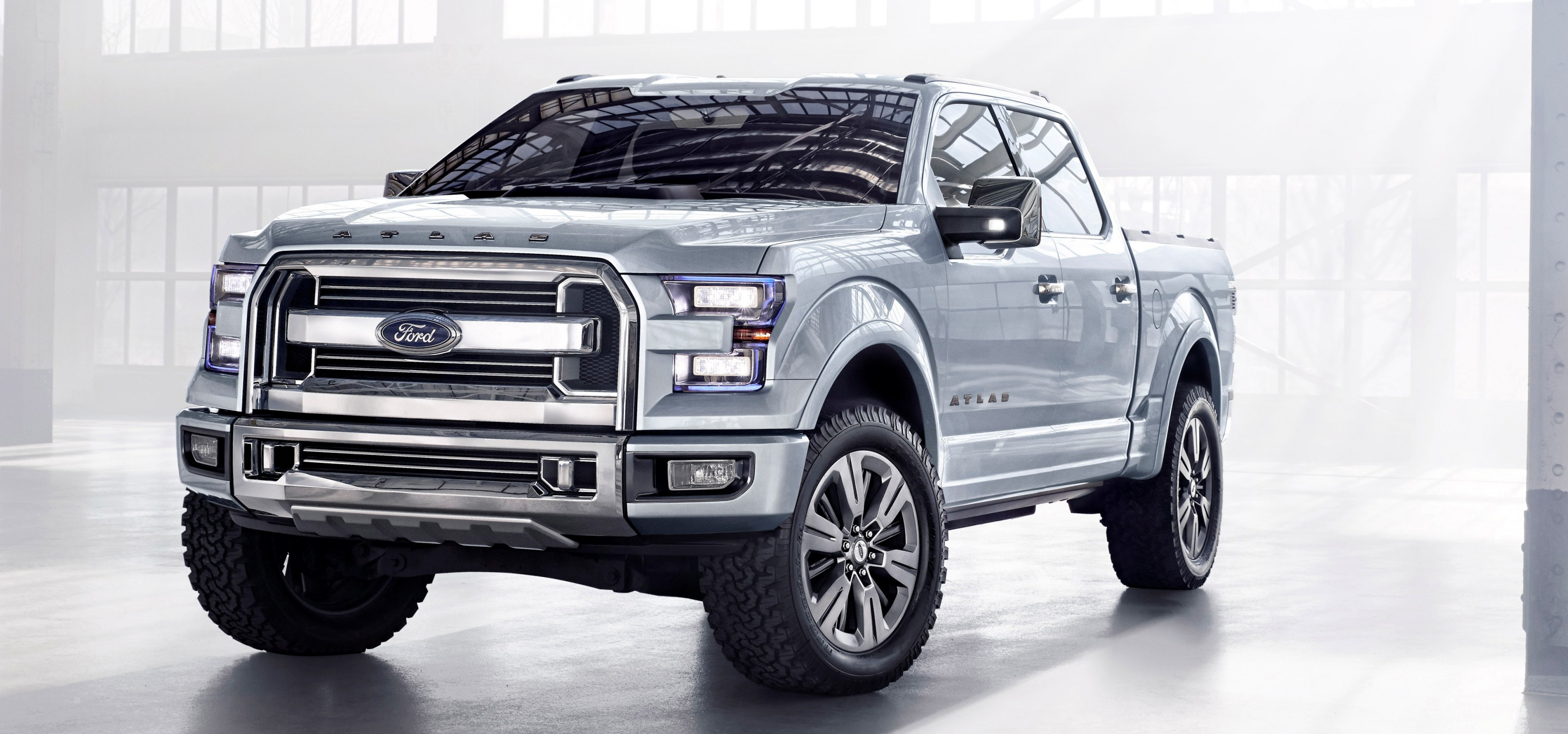 ford atlas concept car revs. Cars Review. Best American Auto & Cars Review