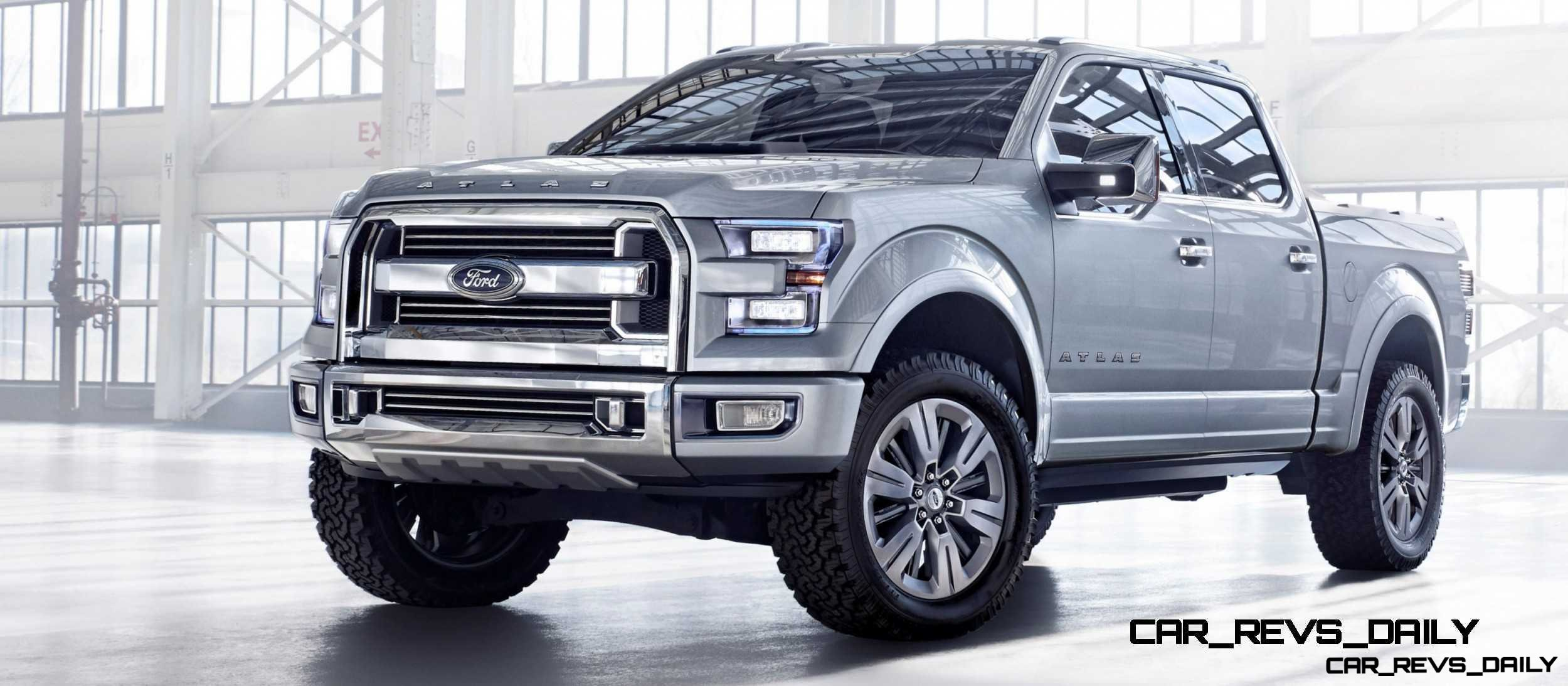 2013 ford super chief pick up concept to reality 2013 ford atlas vs. Cars Review. Best American Auto & Cars Review