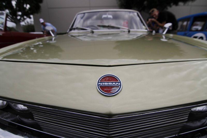 Nissan Shares Rare Vehicles with Cars and Coffee Club in So