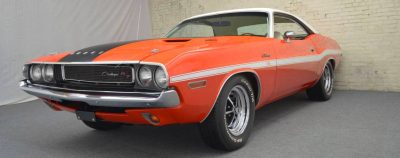 Hemmings Classifieds 1970 Dodge Challenger RT 3