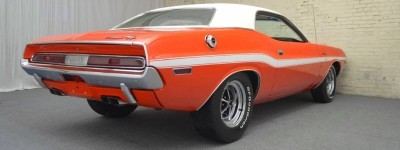 Hemmings Classifieds 1970 Dodge Challenger RT 4
