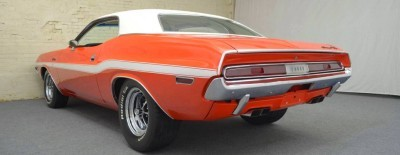 Hemmings Classifieds 1970 Dodge Challenger RT 5