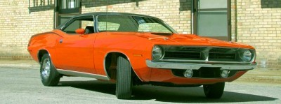 Hemmings Classifieds - 1970 HEMI 'Cuda 1