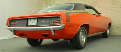 Hemmings Classifieds - 1970 HEMI 'Cuda 5