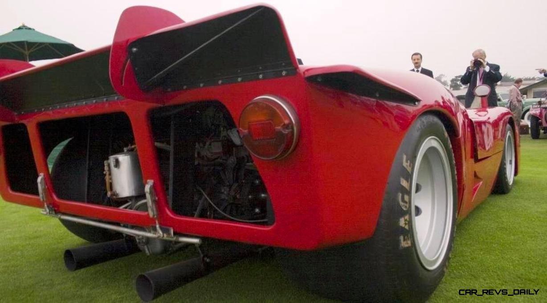 Hero Racecars - 1970 Alfa-Romeo Tipo 33-4 TASMAN 10