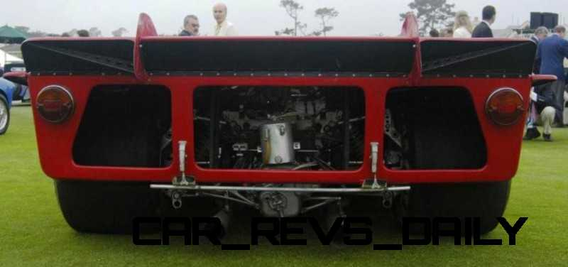 Hero Racecars - 1970 Alfa-Romeo Tipo 33-4 TASMAN 14