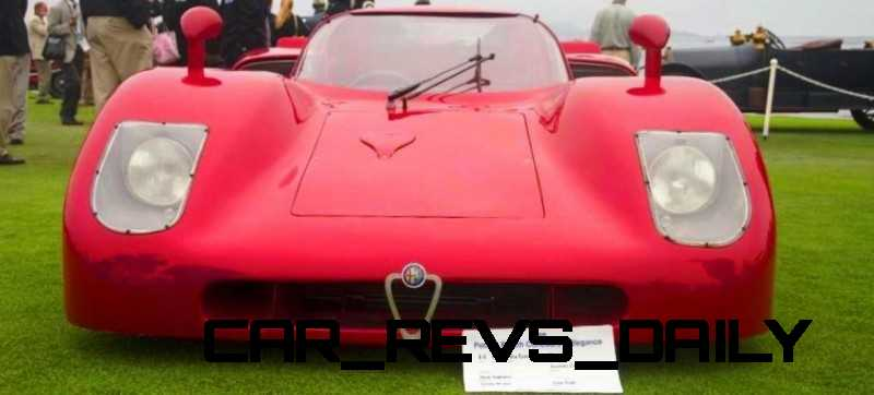 Hero Racecars - 1970 Alfa-Romeo Tipo 33-4 TASMAN 2