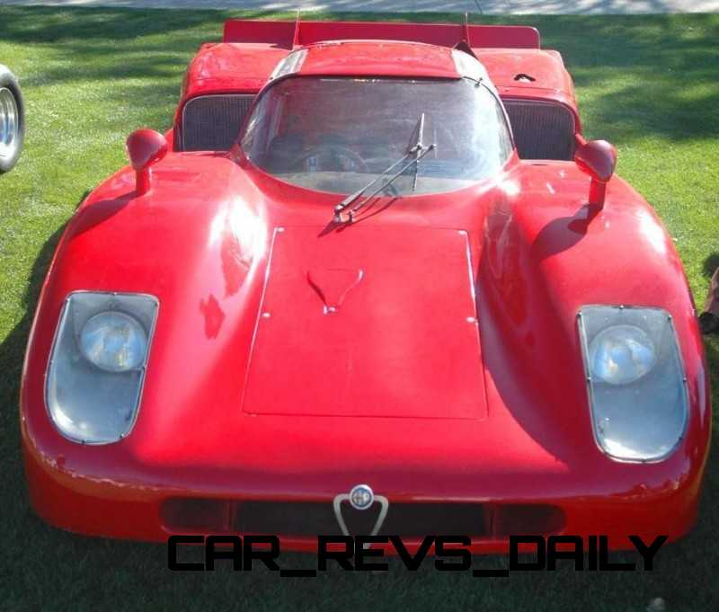 Hero Racecars - 1970 Alfa-Romeo Tipo 33-4 TASMAN 4