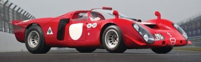 Hero Racecars Alfa-Romeo Tipo 33-2 LeMans and Mugello10