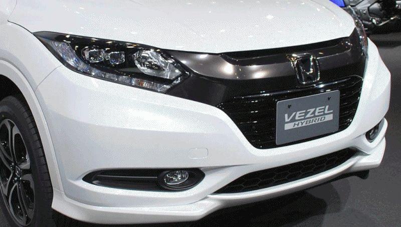 Honda Vezel Hybrid ANimated GIF