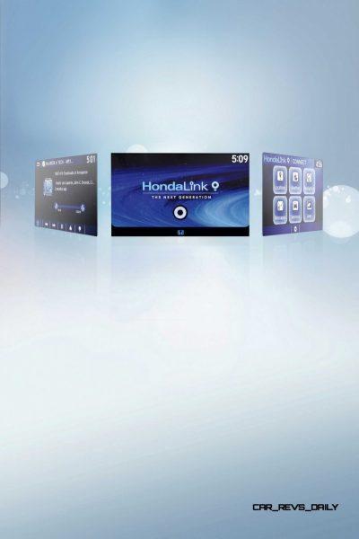 HondaLink Next-Gen Welcome Screens
