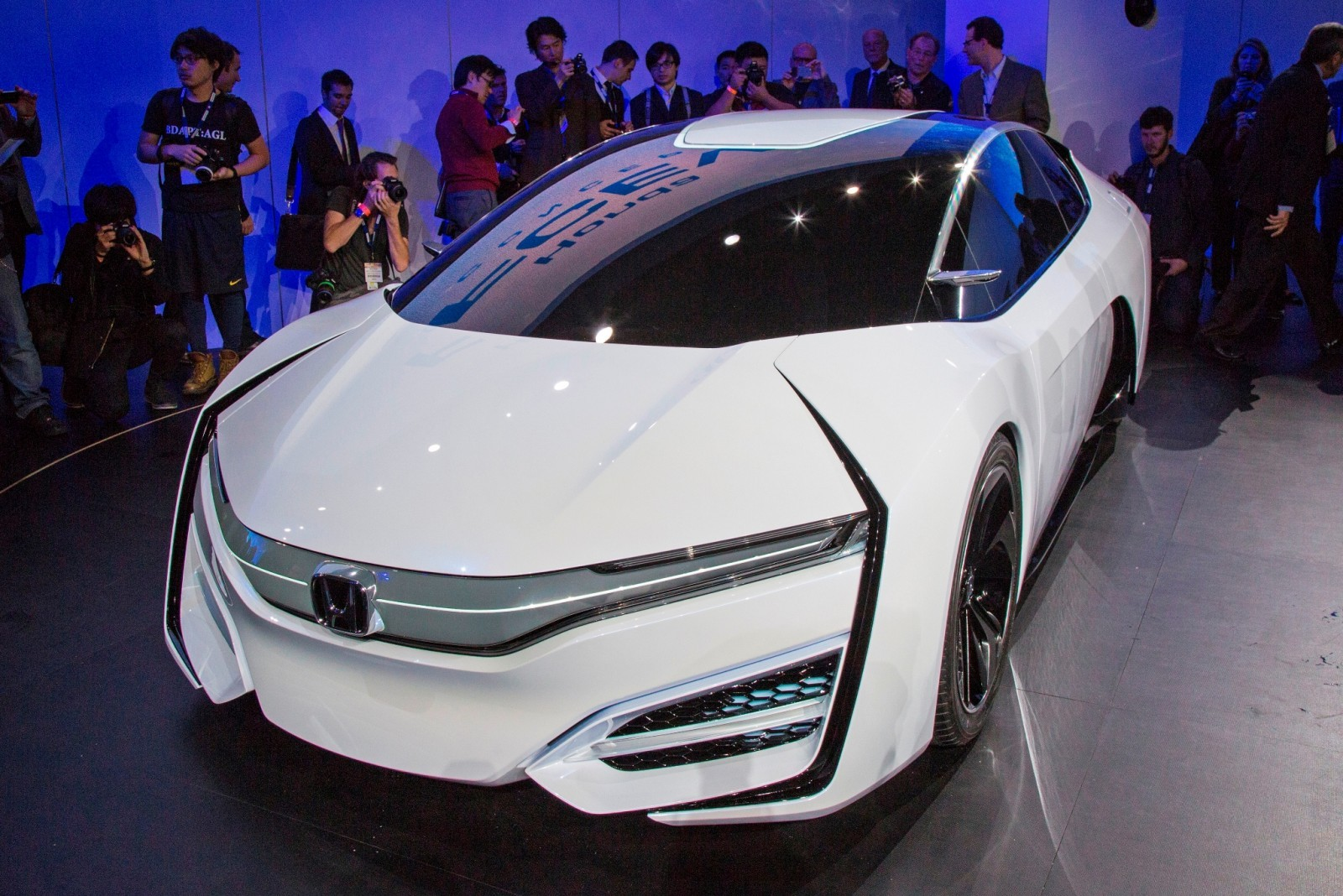 Concept to reality honda shows good design momentum with for Future honda cars