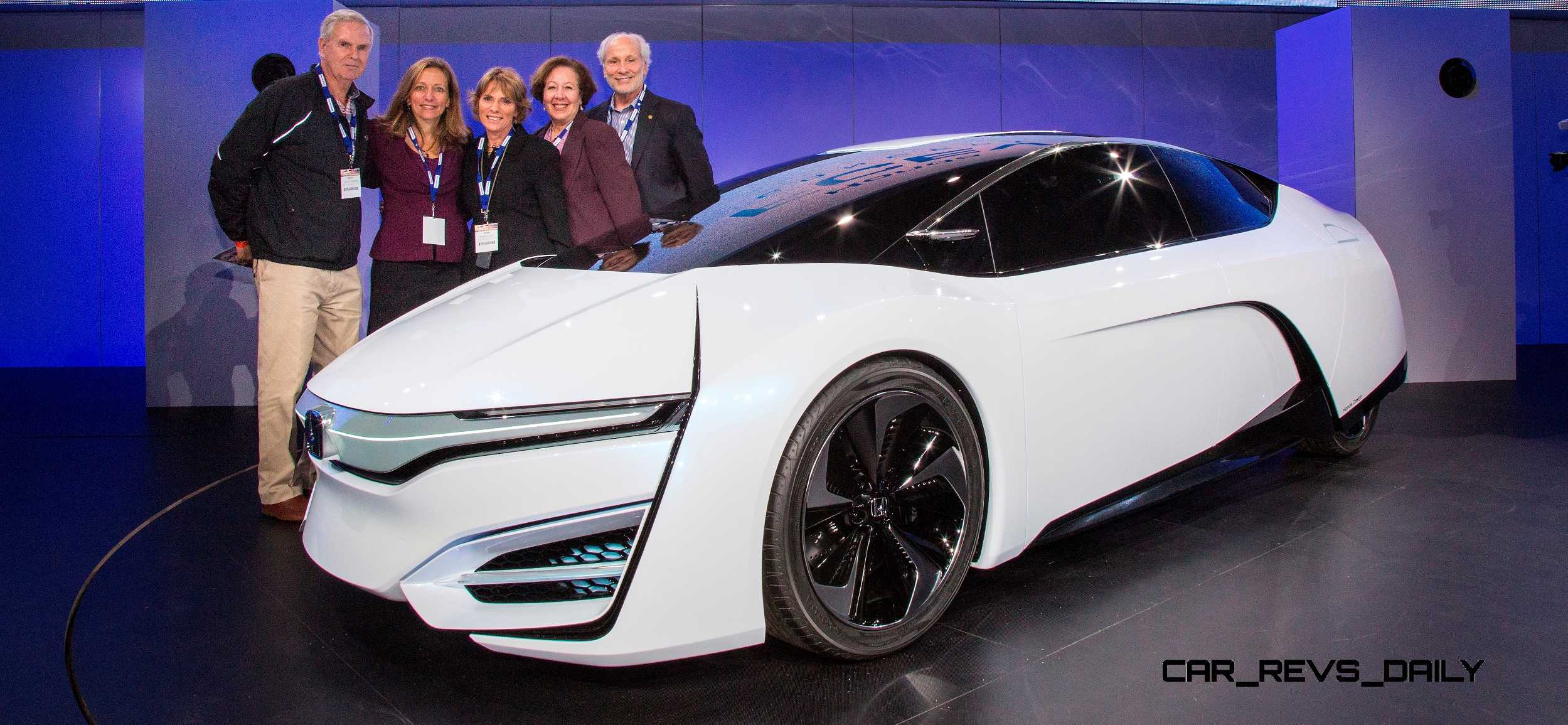 Concept To Reality: Honda Shows Good Design Momentum With