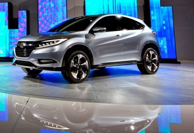 Honda Urban SUV Concept Debut