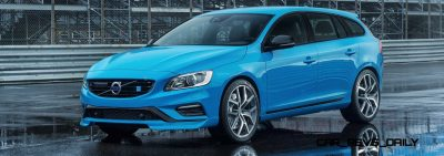 Hot New Wagons 2014 Volvo V60 10