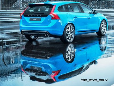 Hot New Wagons 2014 Volvo V60 12