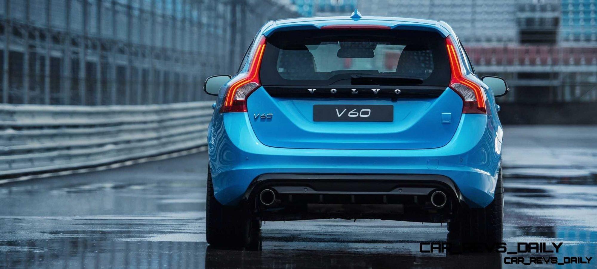 Hot New Wagons 2014 Volvo V60 13