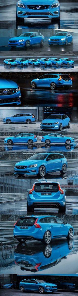 Hot New Wagons 2014 Volvo V60 14-vert