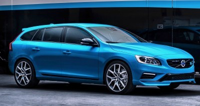Hot New Wagons 2014 Volvo V60 15
