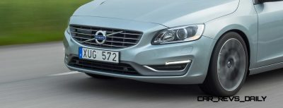 Hot New Wagons 2014 Volvo V60 2